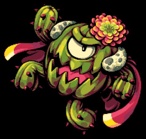Pixel Art Character Design